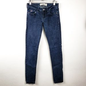Hollister | Blue Straight Leg Jeans Size 1R